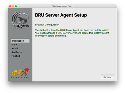 BRU Server™ Backup and Recovery Software by TOLIS Group, Inc